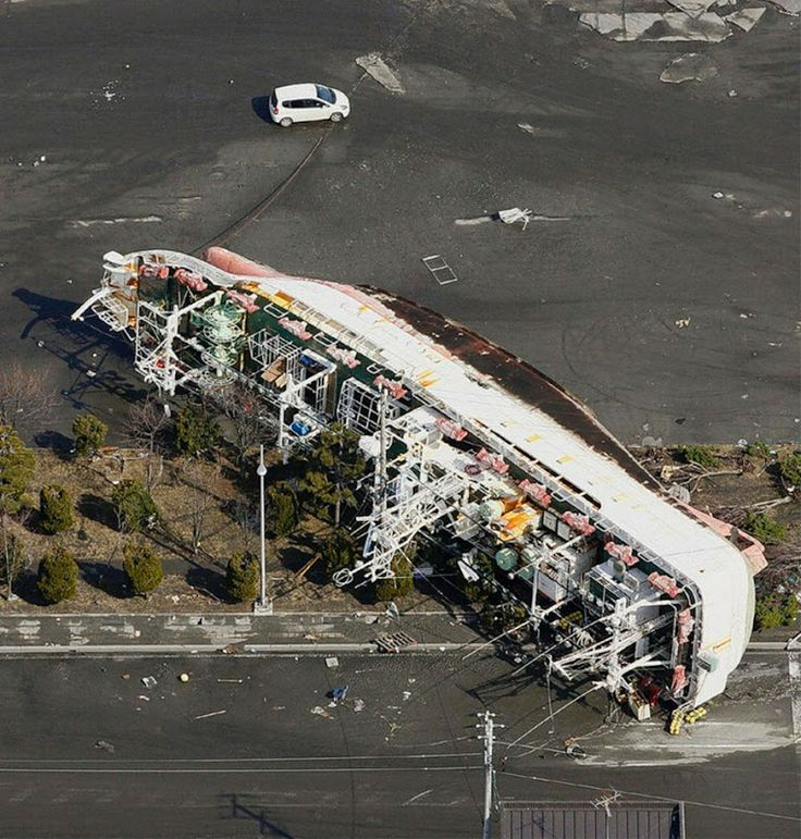 Mega Earthquake and Tsunami~~tko