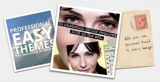 3 herramientas útiles para Pinterest  3-PinWords  Esta aplicación web permite agregar texto formateado a las imágenes que van a enviar a Pinterest y si no tienen imágenes, pueden enviar notas escritas con fondos decorados que ofrecen en el servicio.