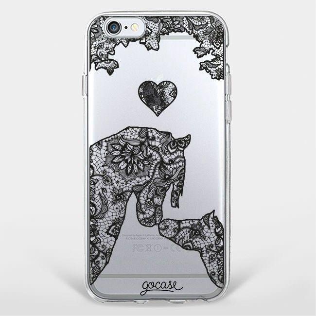 Lace Horses