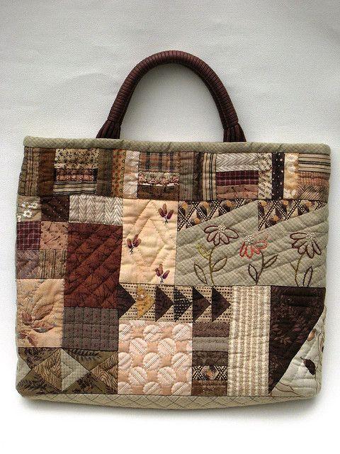 Quilt bag   Flickr - Photo Sharing!