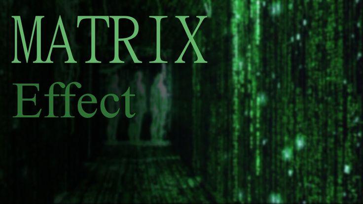#matrix #effect #vfx #movie #stopmotion