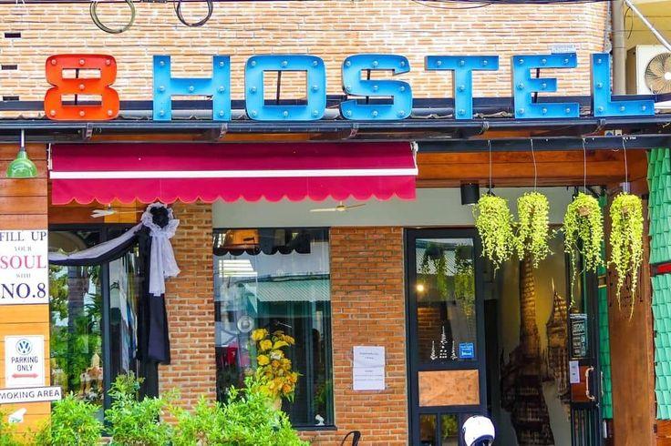 The 8 Factory Hostel Phitsanulok, Phitsanulok