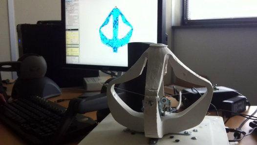 Defrost, équipe de recherche à Inria Lille, conçoit des robots mous et des logiciels pour les contrôler.