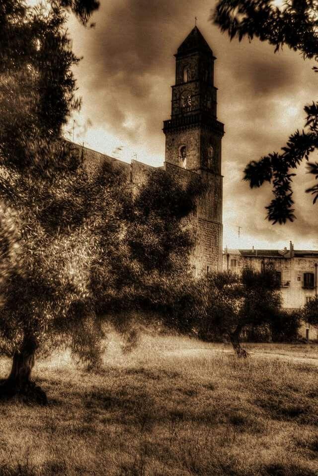 Putignano, S.Domenico's bell tower
