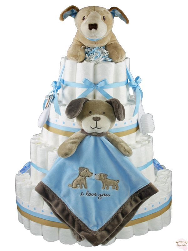 diaper baby shower cake - Google Search