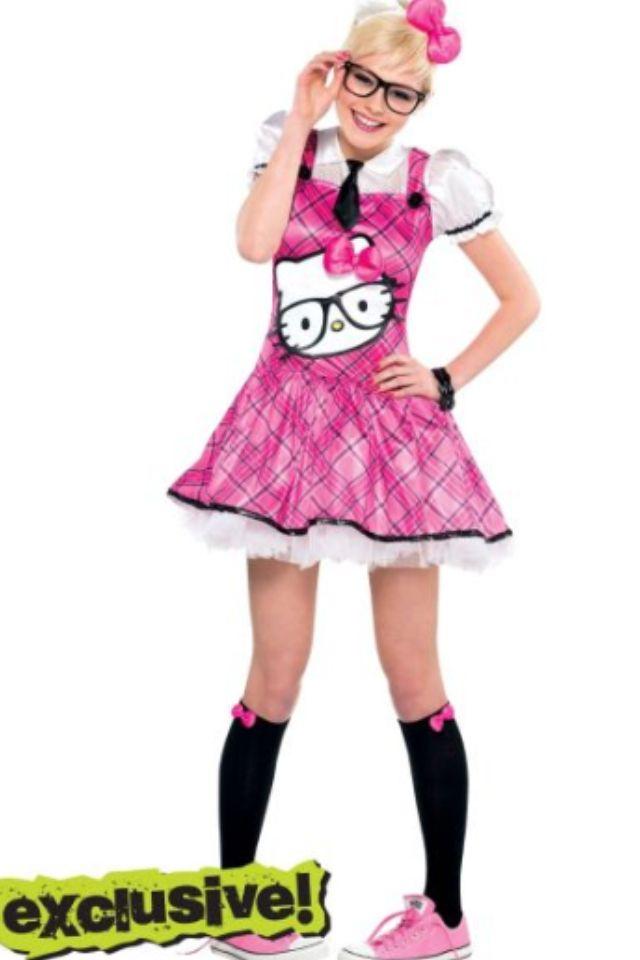 Hello Kitty Halloween Costume Party City