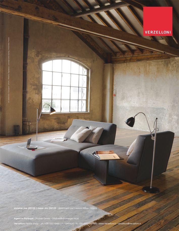 Joe. Verzelloni on Attitude, Casa Trend, Eigen Huis, Elle Decor, Elle Decoration, Ideal Heim, Marie Claire Maison.