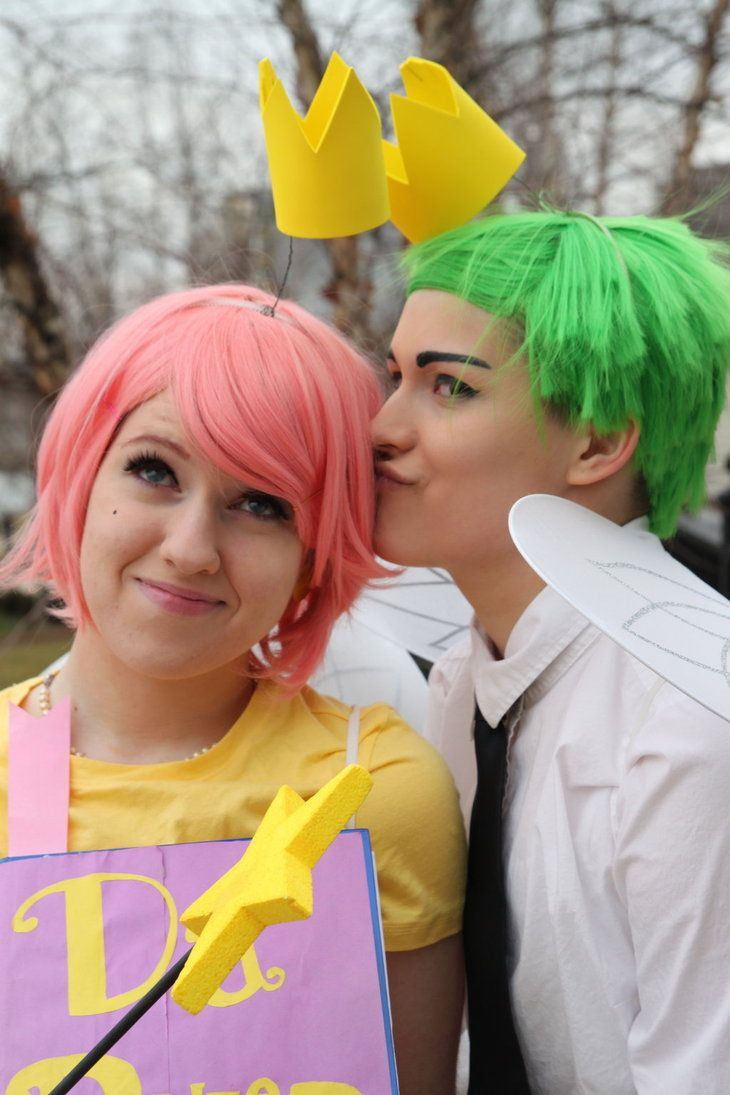 Cosmo and Wanda 3 by ElvisAintDead on DeviantArt