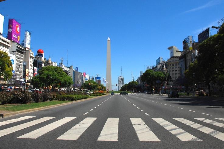 Buenos Aires, Obelisco