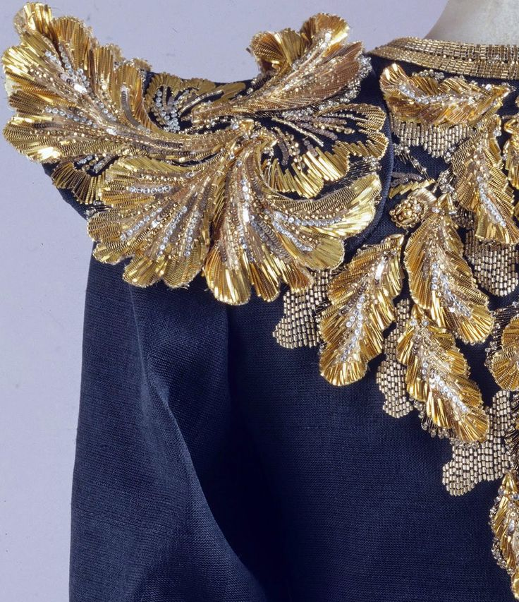 Best broderie haute couture embroidery