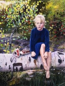 Sheri Lynn Boyer Doty   COLORED PENCIL