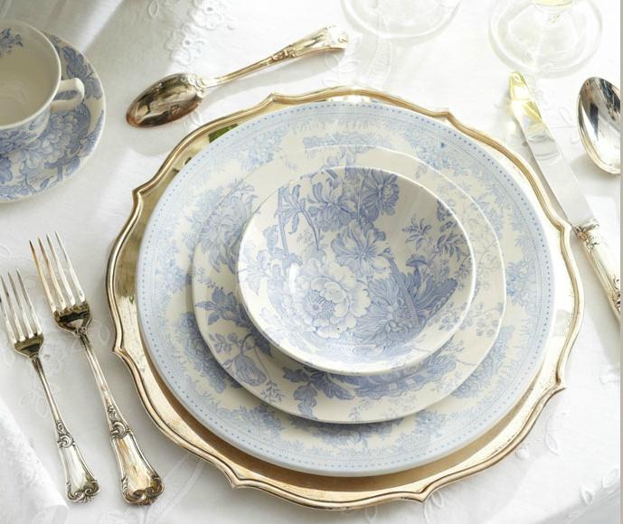 Ralph Lauren Home - Rosecliff Collection