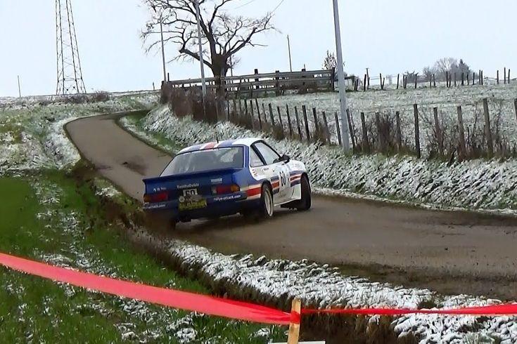 Rallye du Baldomérien 2016 - Show/Crash( mon neuve il les pilote de rallye ça voiture j'ai une Subaru bleu marine avec des bande verte le numéro 10 )