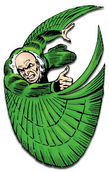 spiderman vulture | ... vulture is a significant supervillain foe of the amazing spider man in