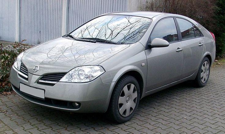 Nissan Primera P12 – 2002
