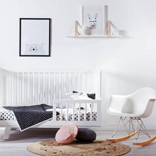 Die besten 25+ Scandinavian baby bedding Ideen auf Pinterest - baby schlafzimmer set