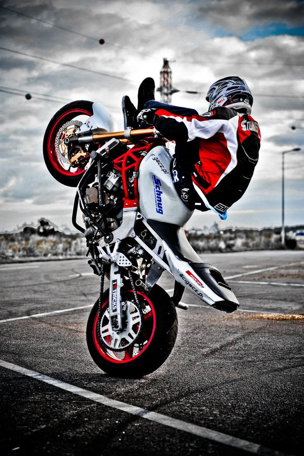 How to learn bike stunts - Quora