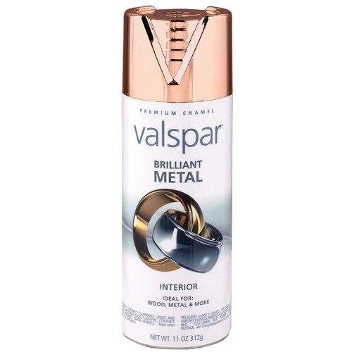 Valspar Brand Brilliant Metal Spray Paint Pack Of 6