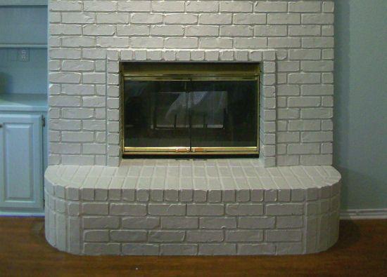 How To Paint A Brass Fireplace Screen Brass Fireplace