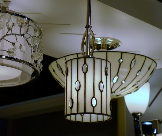 Never thought I'd get excited about light fixtures, but here I am. Yipee.