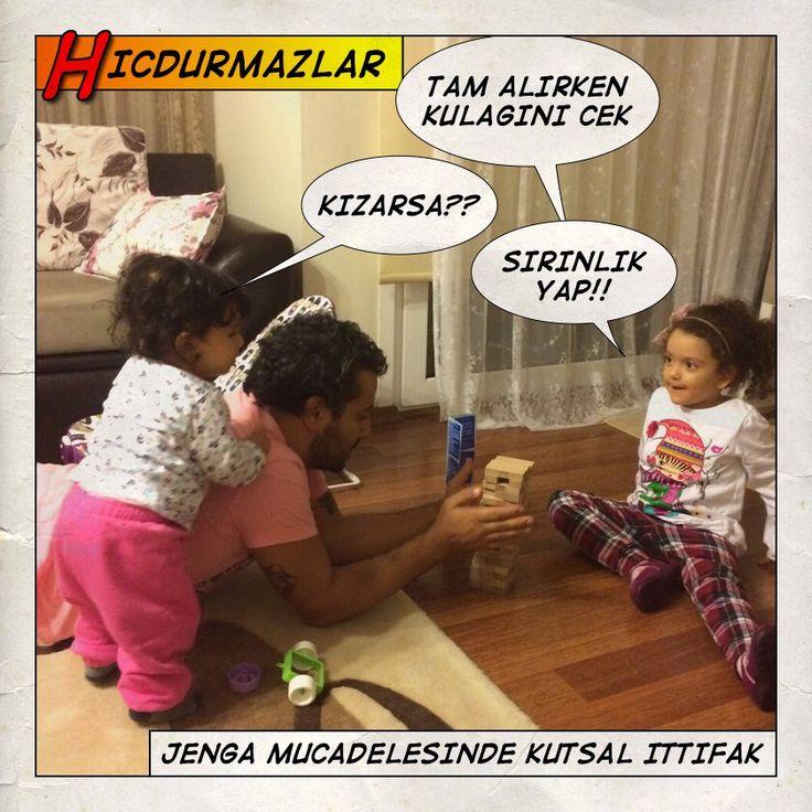 #hicdurmazlar #jenga oynarken