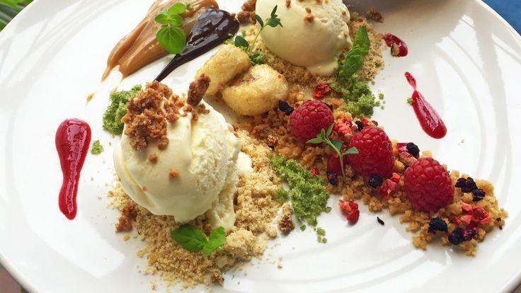 Åtte toppinger til iskrem