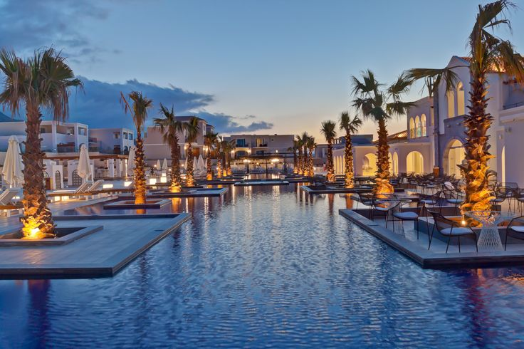 Anemos Luxury Grand Resort in Georgioupolis