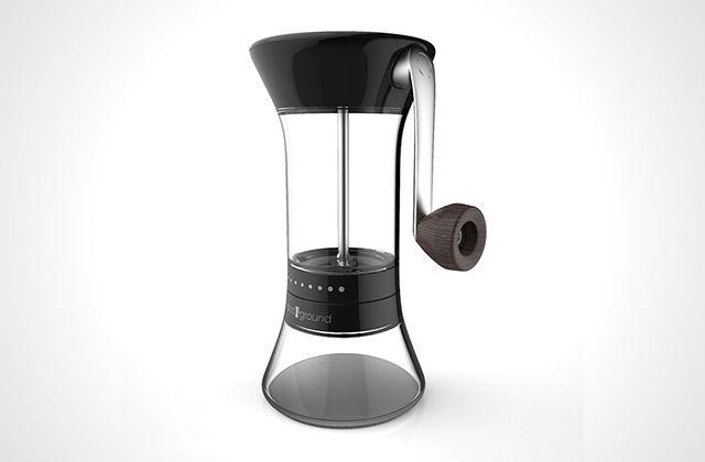豆の粗さを自在に調節可能。あるようでなかった手動コーヒーミル