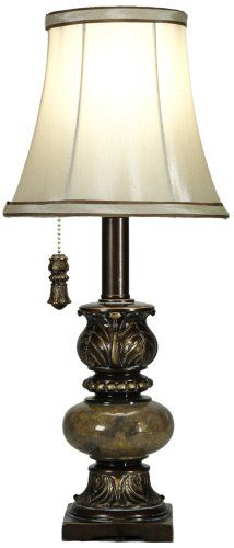 pull chain table lamps home home decor lamp lighting gift. Black Bedroom Furniture Sets. Home Design Ideas
