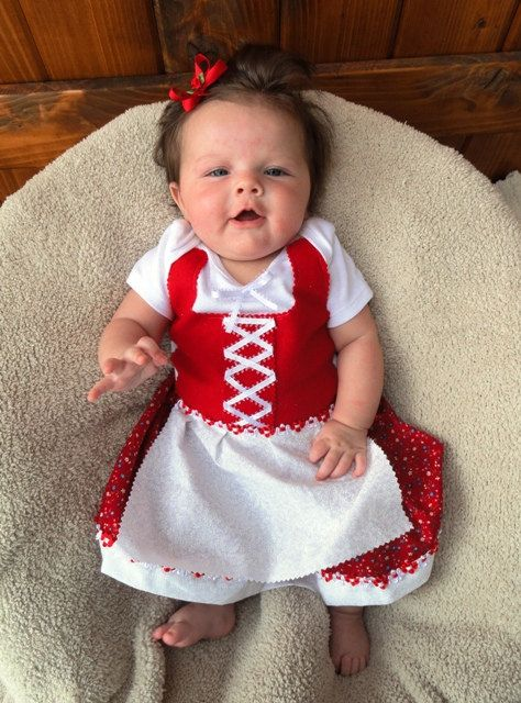 6 9 Month Girl Christmas Dresses