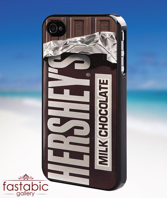 Hershey's opened iPhone 4/4s/5/5s/5c Case by fastabicgalerry, $15.00