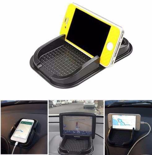 Suporte Veicular Magic Iphone Gps Tablet Samsung Celular Mp3 - R$ 22,80 em Mercado Livre