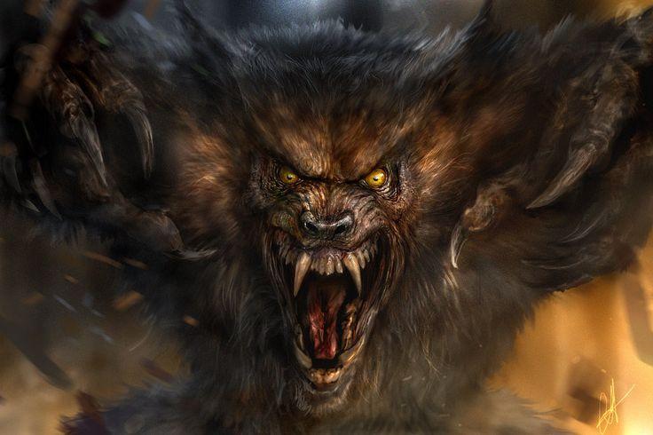 wolf beast.... by chrisscalf on DeviantArt