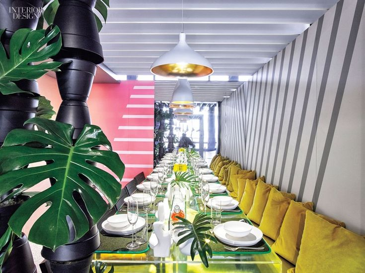 Bold Statements Headline This Years Dining By Design To Benefit DIFFA