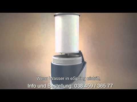 hochwertige wasserfilter g nstig kaufen f r besseres trinkwasser mit einem neuen patentierten. Black Bedroom Furniture Sets. Home Design Ideas