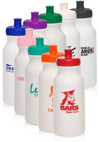 White Value Wholesale Water Bottles, Wholesale Water Bottles, Logo Sports Bottles