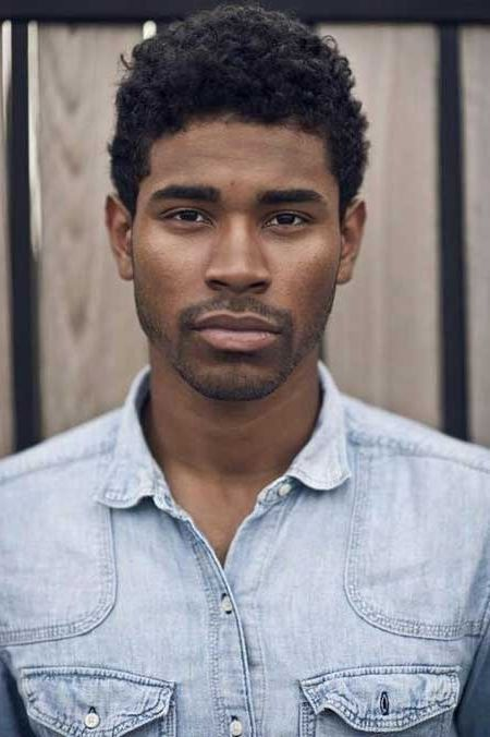 Short Curly Afro Hairstyles Men Great Hairstyles For Black Men Mens Hairstyles 2014