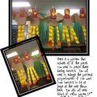 Mrs. Miner's Kindergarten Monkey Business: Gobble Up This Free Turkey Pattern as
