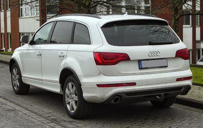 Motorbia: Buy Used Audi Q7 2008 Model