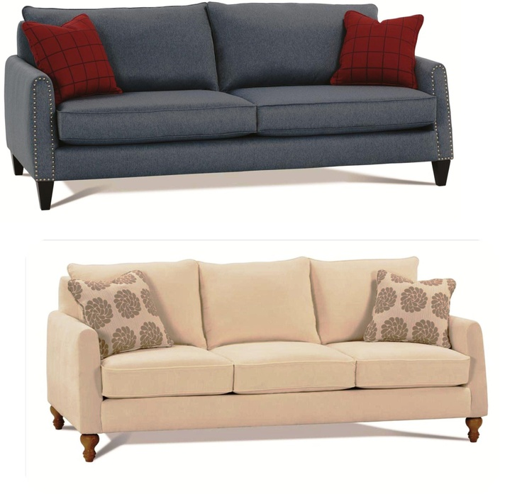 Sectional Sofas Fulton Sofa Part of Rowe us RXO program All sofas are pletely customizable Choose