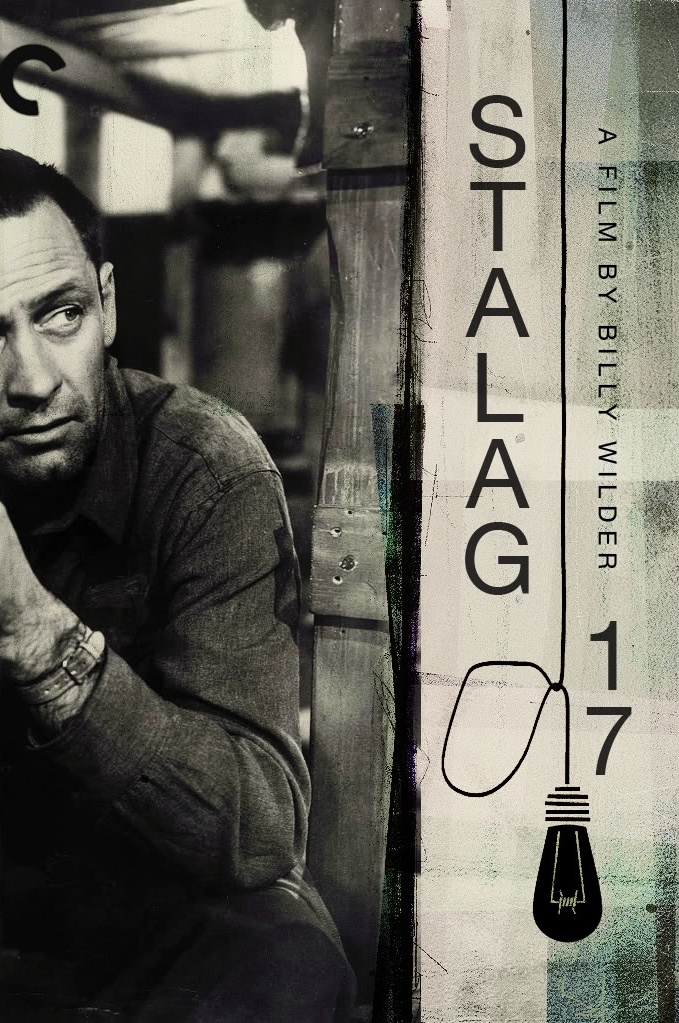 Stalag 17 (1953)- World War II prisoners of war pass their time trying to escape (on multiple levels) but suddenly start to suspect a German spy is among them.