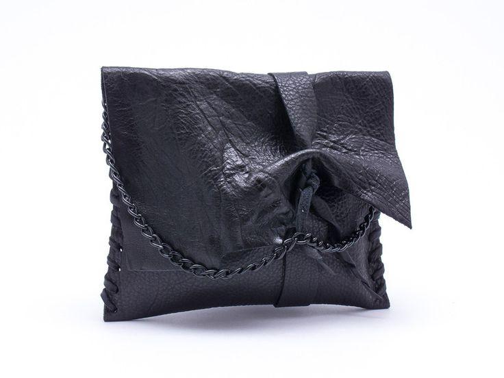 Etui+skórzane+Black+w+AB+art+na+DaWanda.com
