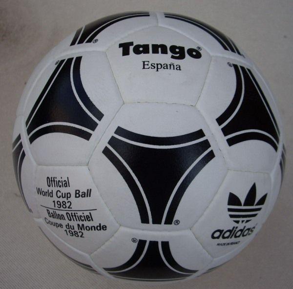 Balón Mundial España 1982.