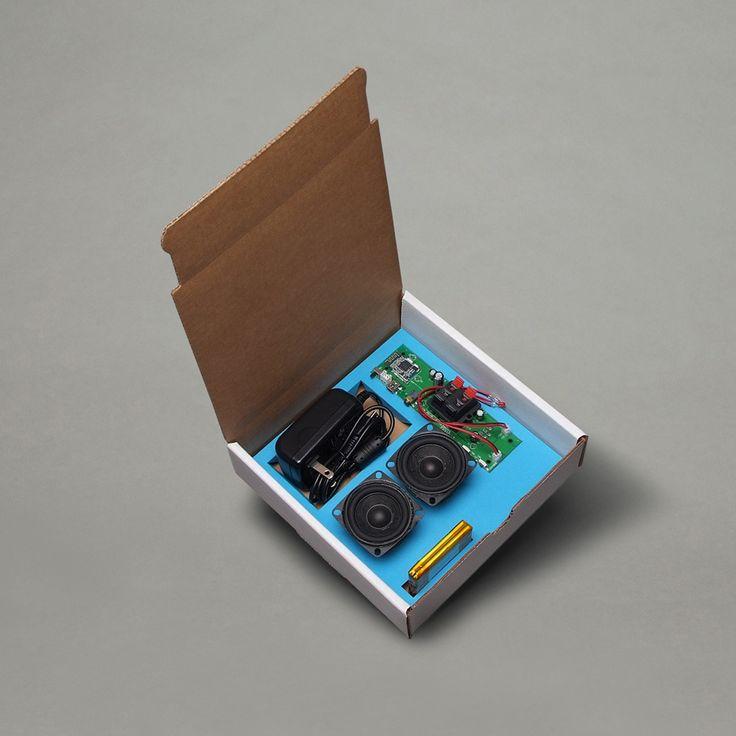 Image of BP-  DIY Bluetooth Speaker Kit