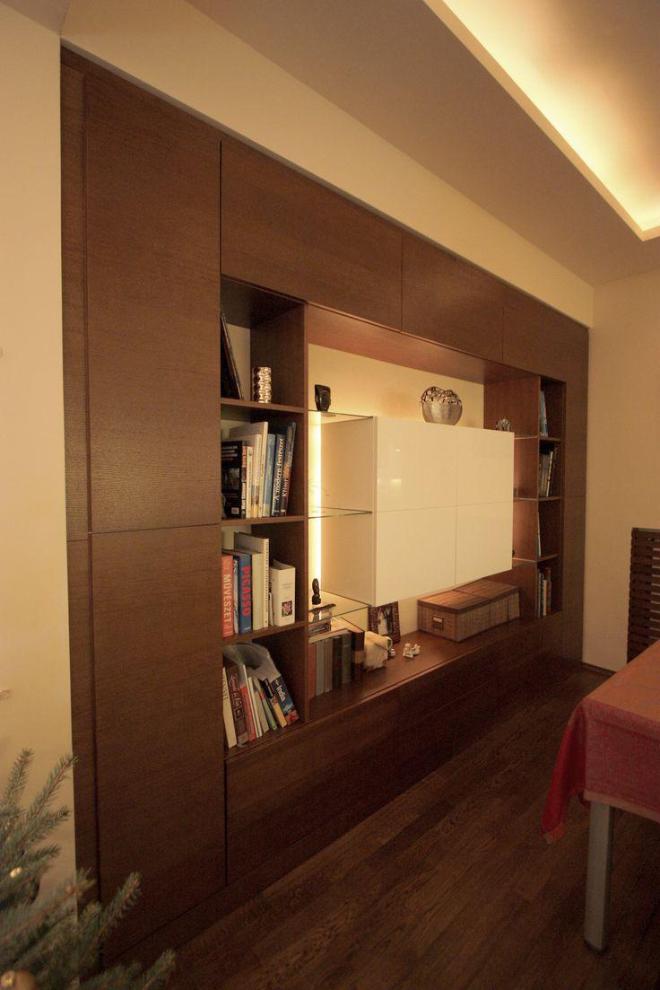 Egyedi nappali bútor / Custom living room furniture