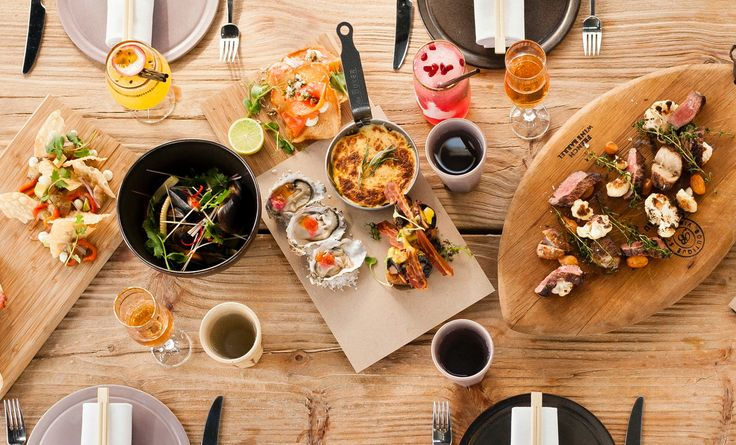 A unique dining experience at The Pot Luck Club, Cape Town