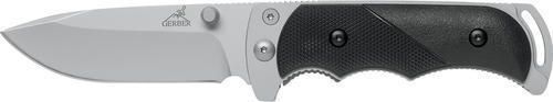 "31-000591 Gerber Freeman Guide Folding Knife W/ Sheath 4.5"" Fine Fine Edge Blade #Gerber"