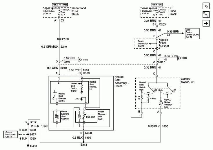 18  8way Electric Seat Wiring Diagram Wiring Diagram