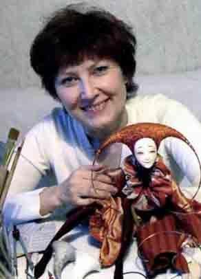 Natalya Lopusova-Tomskaya