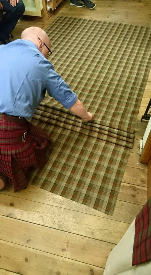 Kiltmaking techniques that have evolved from authentic roots. Great Kilt wearing #1 at Gordon Nicolson Kiltmakers